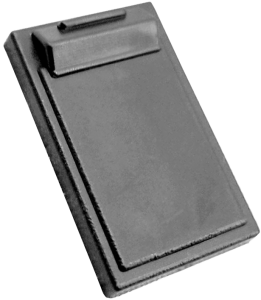 1/18 scale Police Clip Board from Law Enforcement Minis